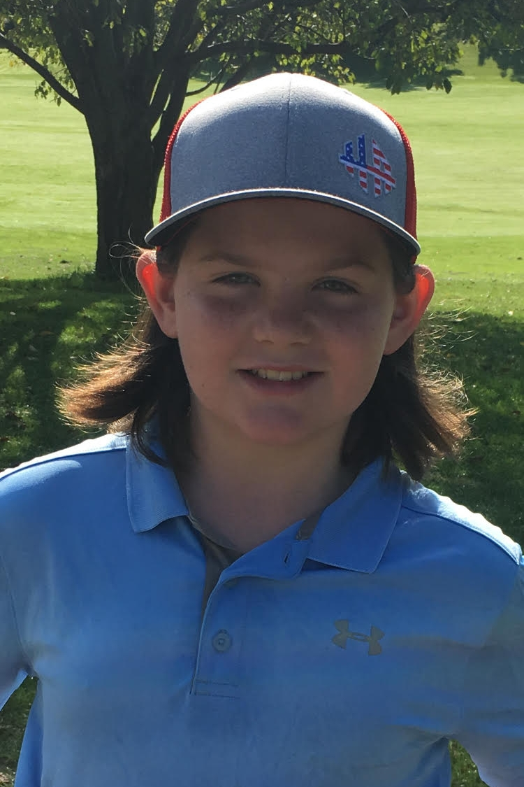 Gus Berger - HA 2017 Champion Golfer of the Year