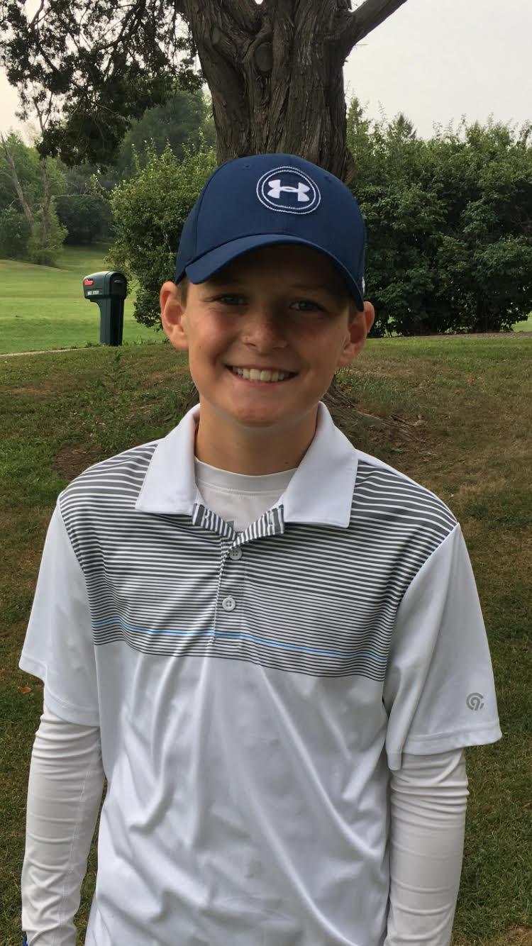 Tyson Mahady - HA 2018 Champion Golfer Of The Year