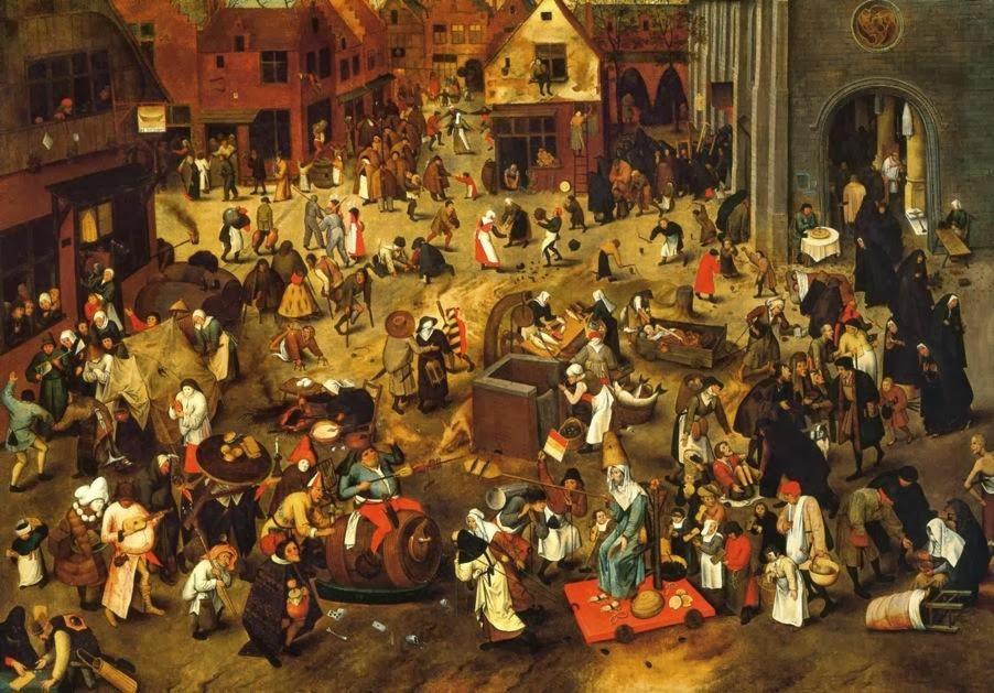 Carnival and Lent, Bruegel younger.JPG