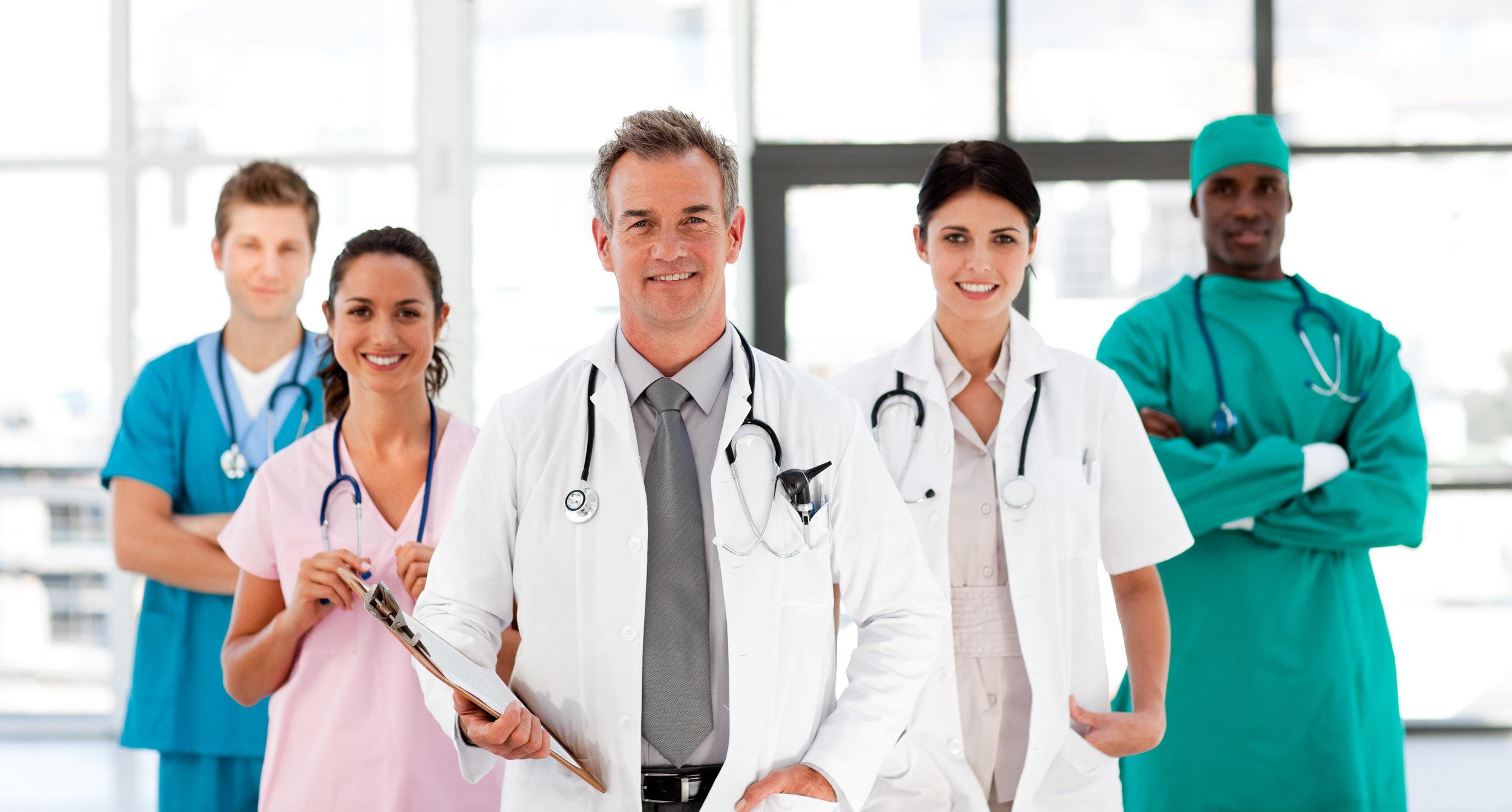 Realistic Medical Doctors
