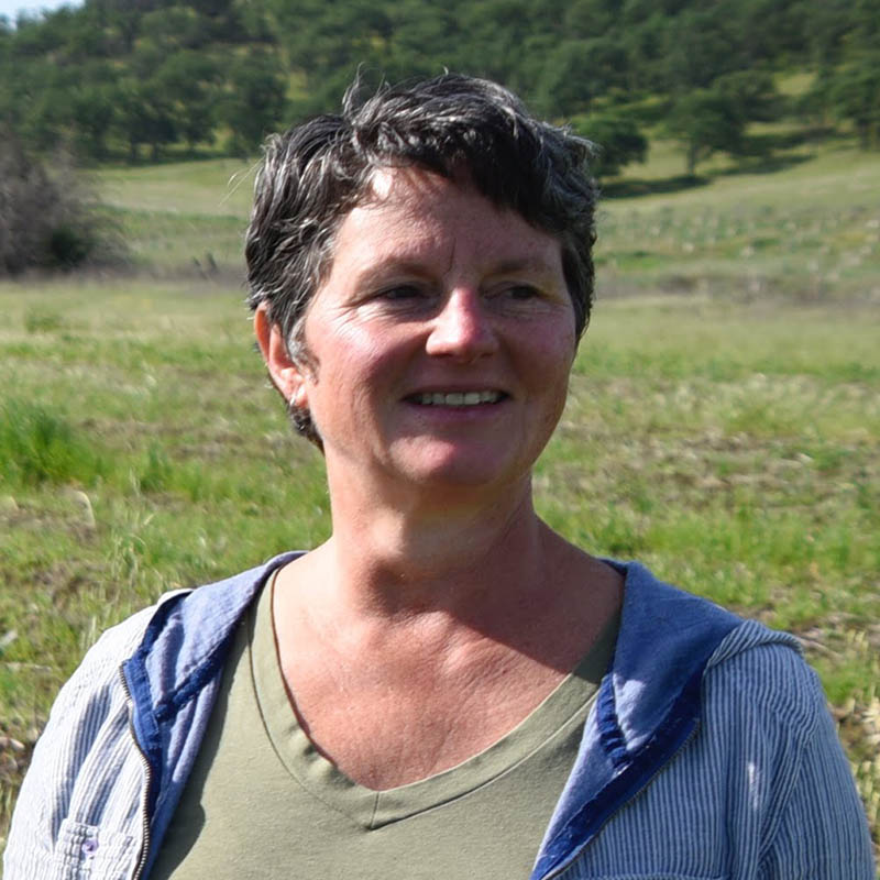 Tracy Harding, General Manager, Capay Valley Farm Shop