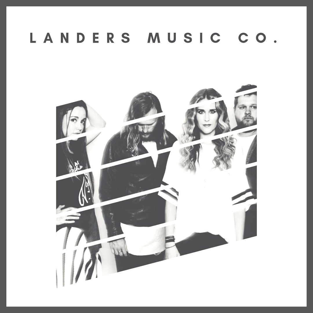 LANDERS MUSIC CO. - Now Available on Apple Music, Spotify, & Amazon Music