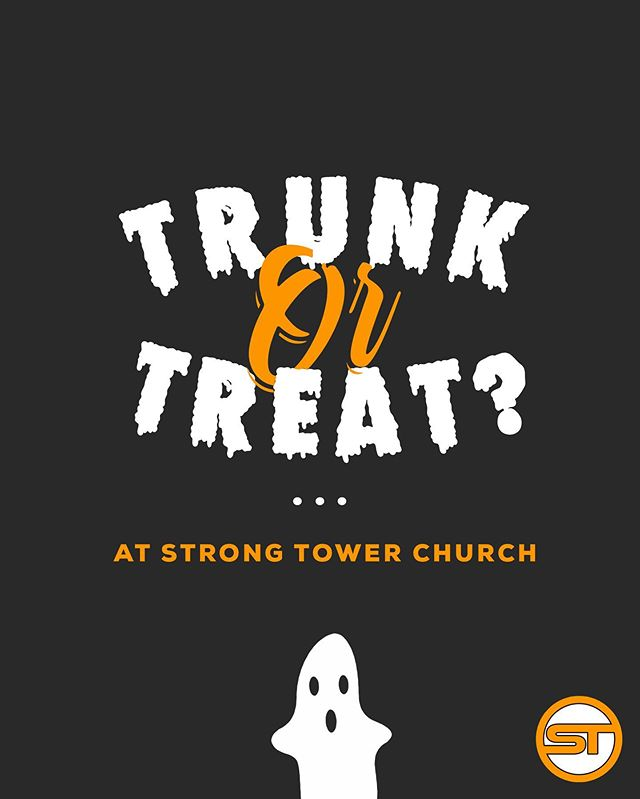 🎃 Trunk or Treat is today following each service!!! Come and join us!!!🎃