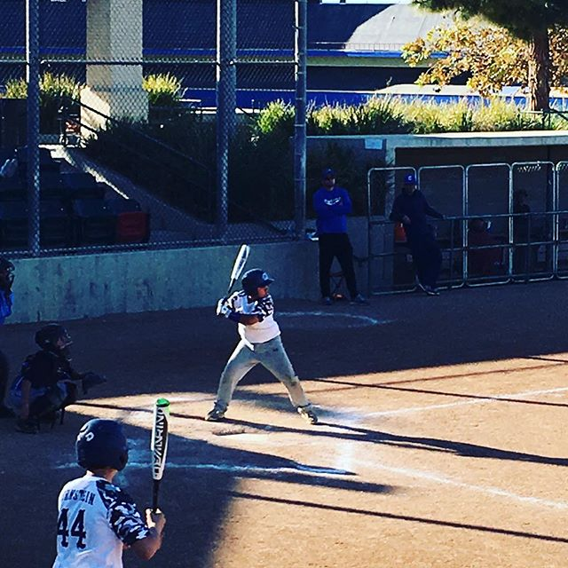End of the first inning and our 11U is tied 1-1!!! #bld #youthtravel #youthtravelbaseball #youthsports #baseball #tournament #baseballtournament