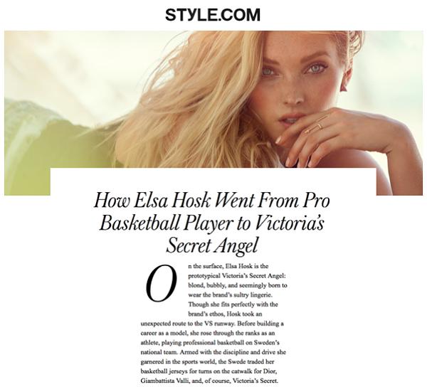 Established Jewelry Editorial Press, Style.com
