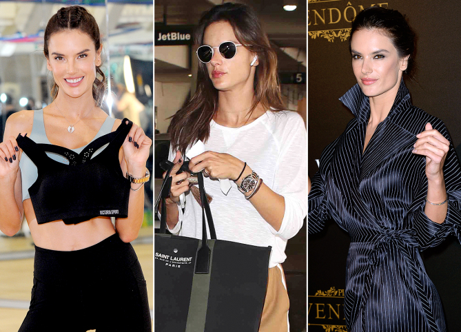 Established Jewelry Editorial Press, People Style Alessandra Ambrosio