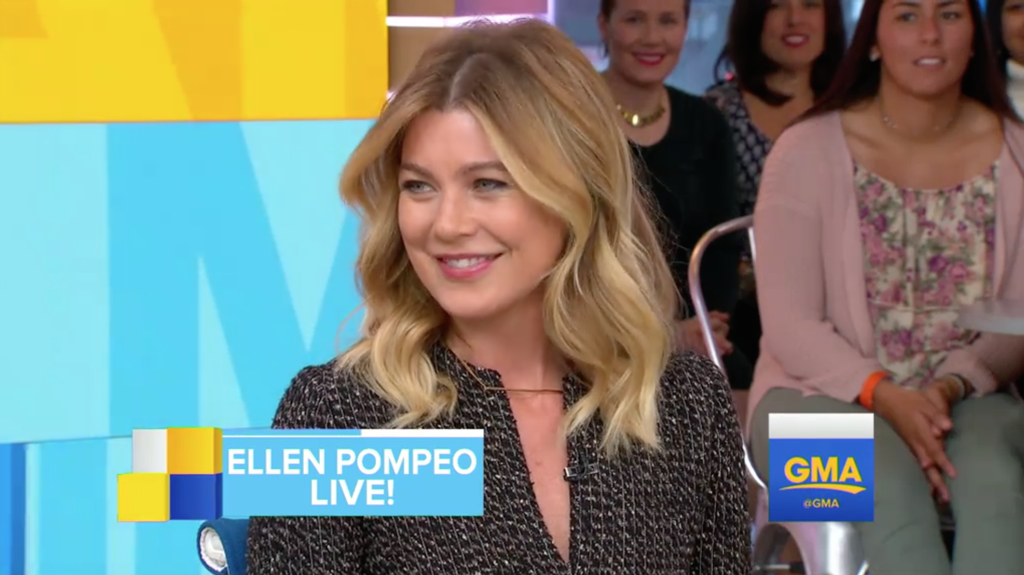 Established Jewelry Press, Celebrity Ellen Pompeo