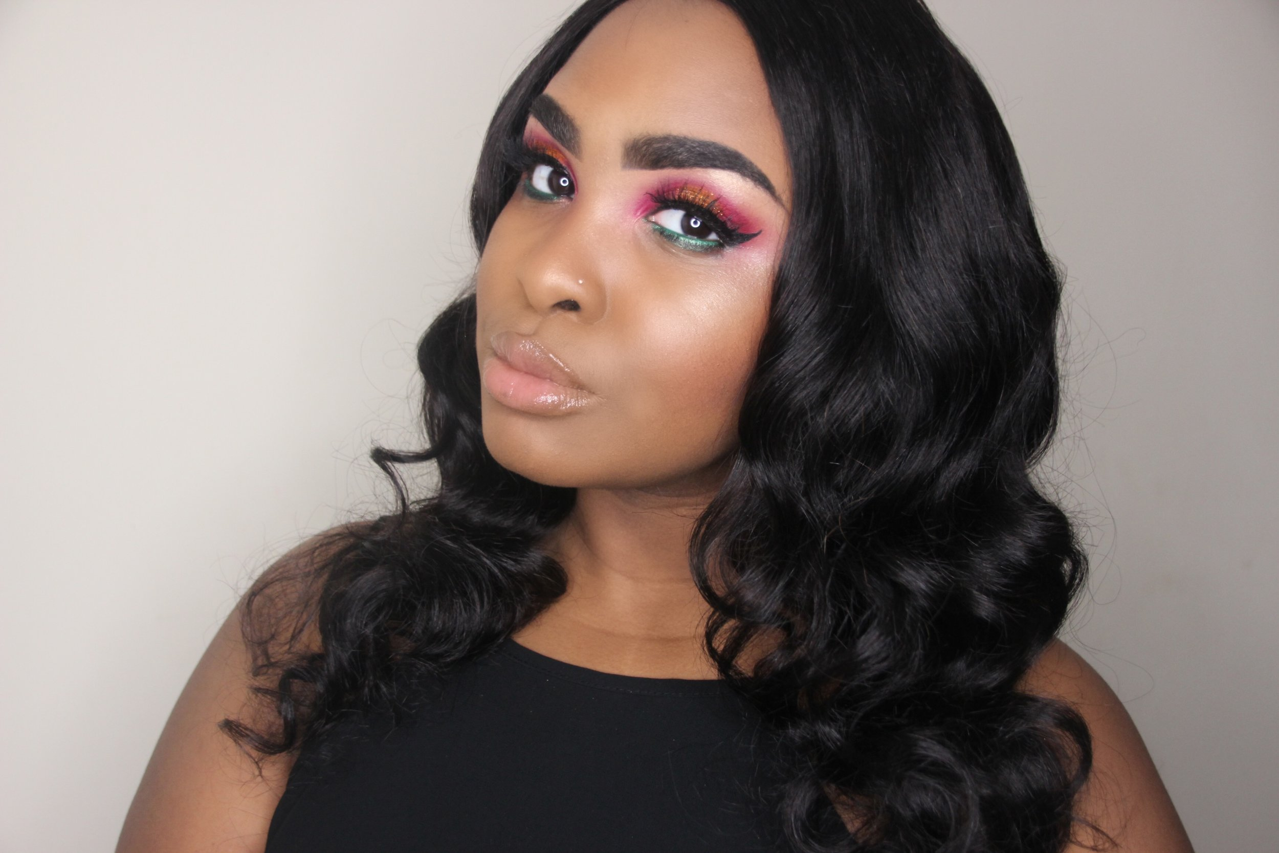 Sadresha Sade - is a Beauty Blogger and Makeup Artist originally from South Carolina making her mark in the D(M)V.