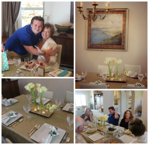 Mother's Day Bouquets and Mother's Day Collage