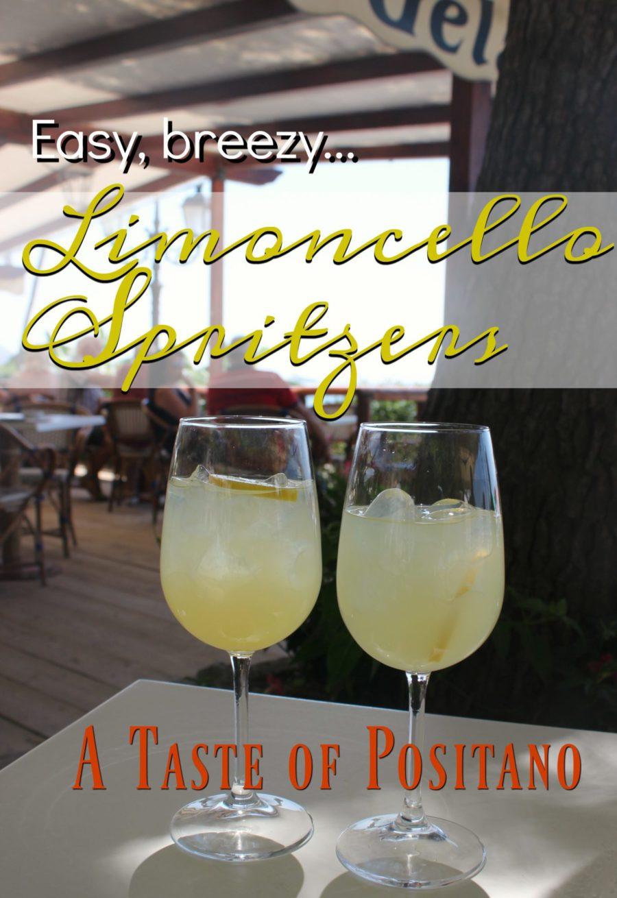 limoncello-spritzer