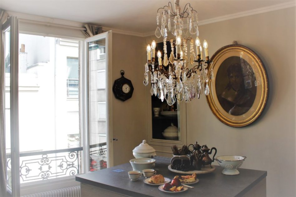 Our Parisian Apartment style brunch in Paris