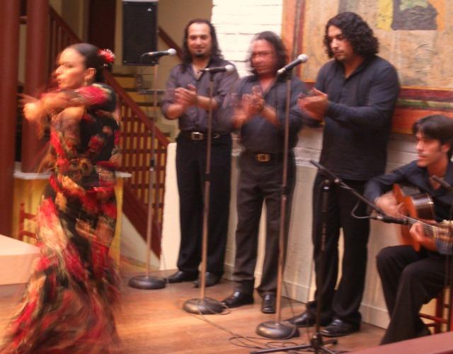 Night at Flamenco