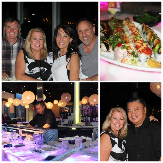 San Diego Getaway and a night out at James' Place in La Jolla for amazing sushi