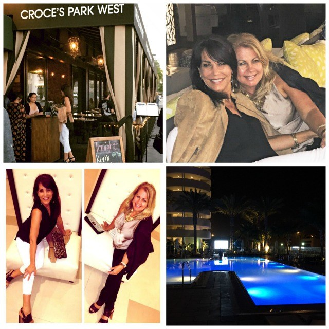 San Diego Getaway and a night on the town Dorie Swanson Broadway Botanicals and Heather Lindstrom Stylemindchic Life