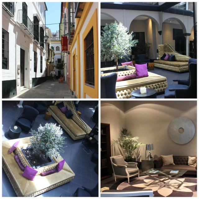 Fontecruz Sevilla Hotel in Spain
