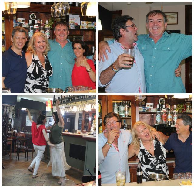 New Friends in Seville, Spain 2