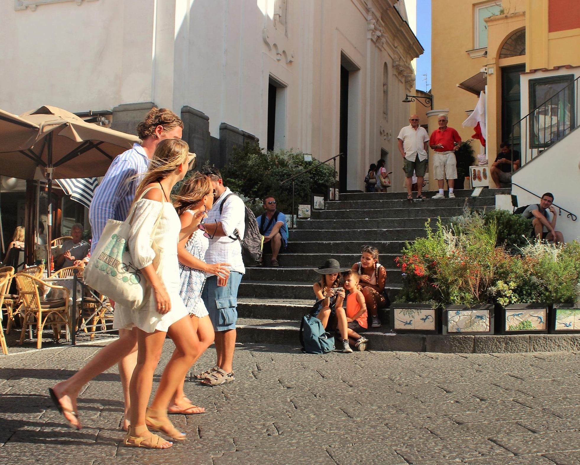 Capri Family Style