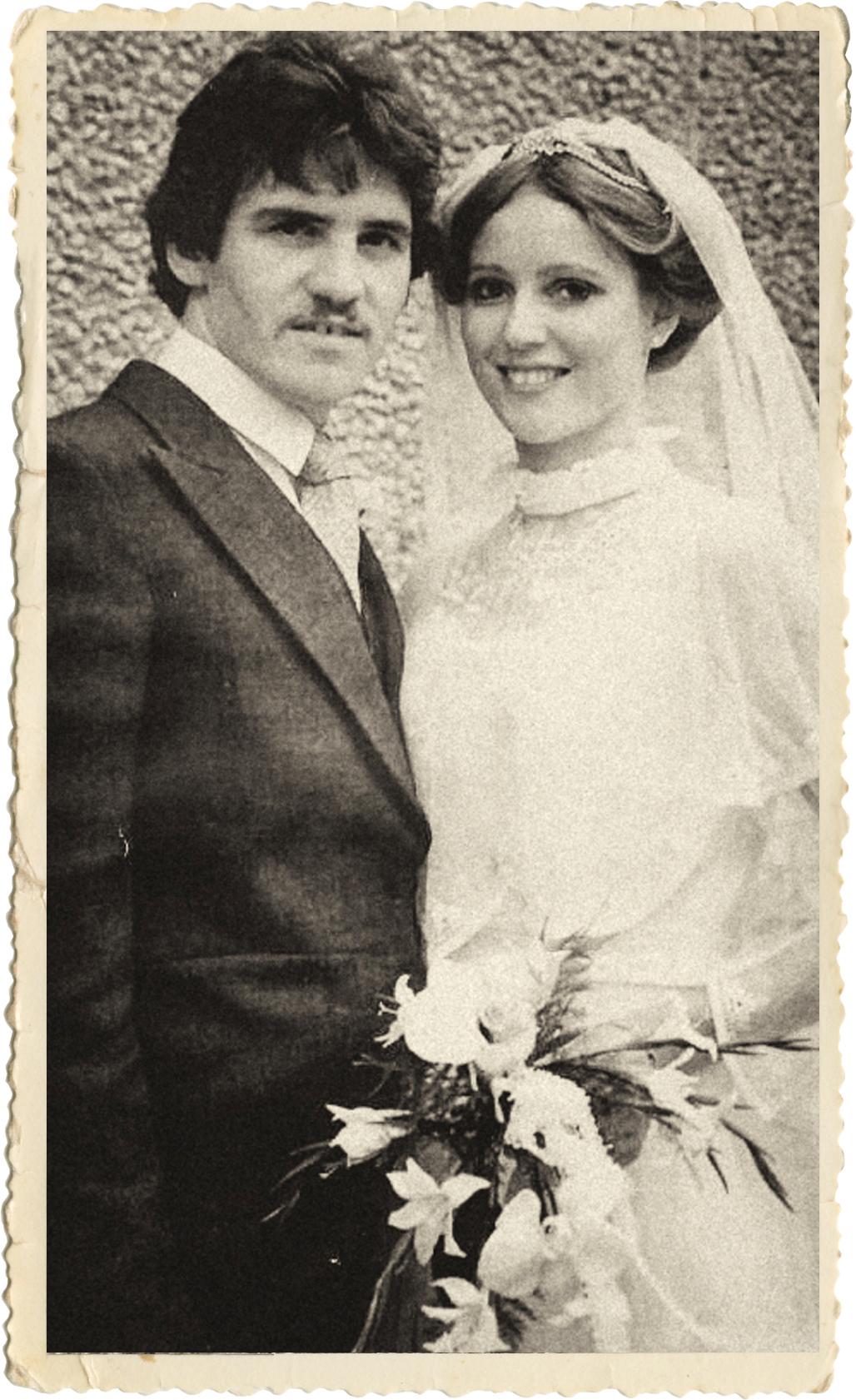 Gerard & Imelda Hagan