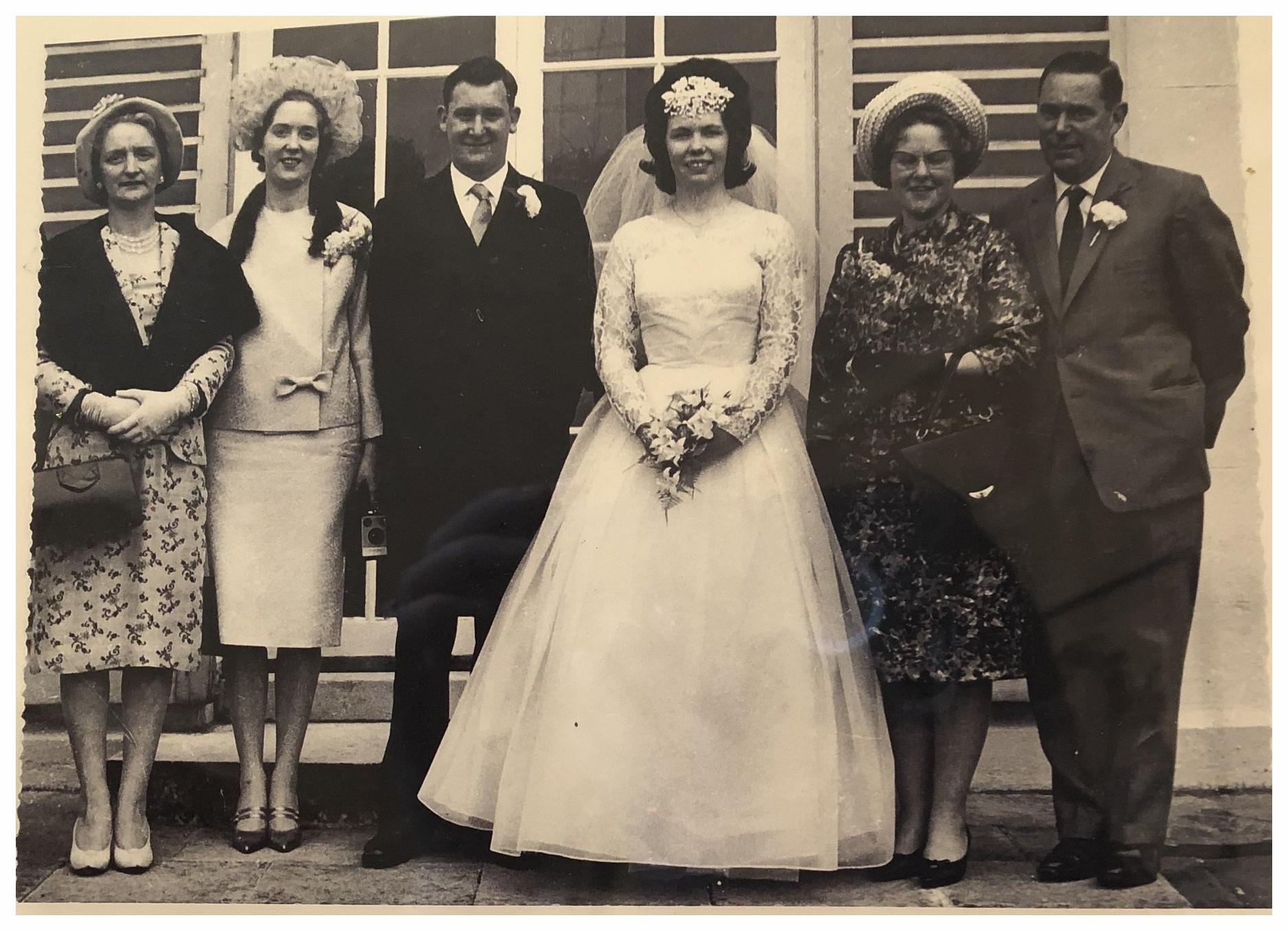 Mc Closkey Family Wedding