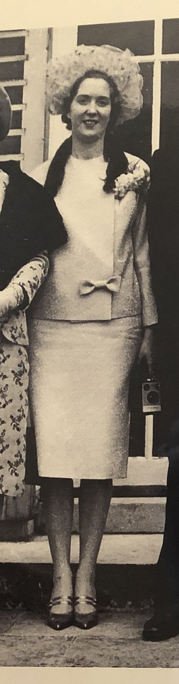 Two piece suit -1950's