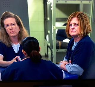 Prisoner,  Orange Is The New Black , Netflix