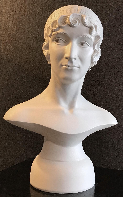 Bust of Margaret Mantz Hauer