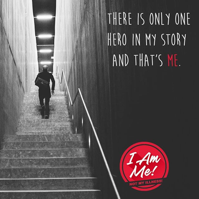 There is only one hero in my story and that's me. Despite the struggles that you might see, the fact that I exist is a testament to who I am.  I am me! Not my illness! What is this about? Link in bio --  - - Photo from Unsplash by Heidi Sandstrom. - - - - #endstigma #endthestigma #mentalhealth#mentalhealthawareness #stigma #bellletstalk#depression #mhsm #mentalillness #anxiety#psychiatry #psychology #health #sicknotweak#imnotashamed #keeptalkingmh #bipolar #ptsd#schizophrenia #equity #cdnhealth #healthcanada#cdnpoli