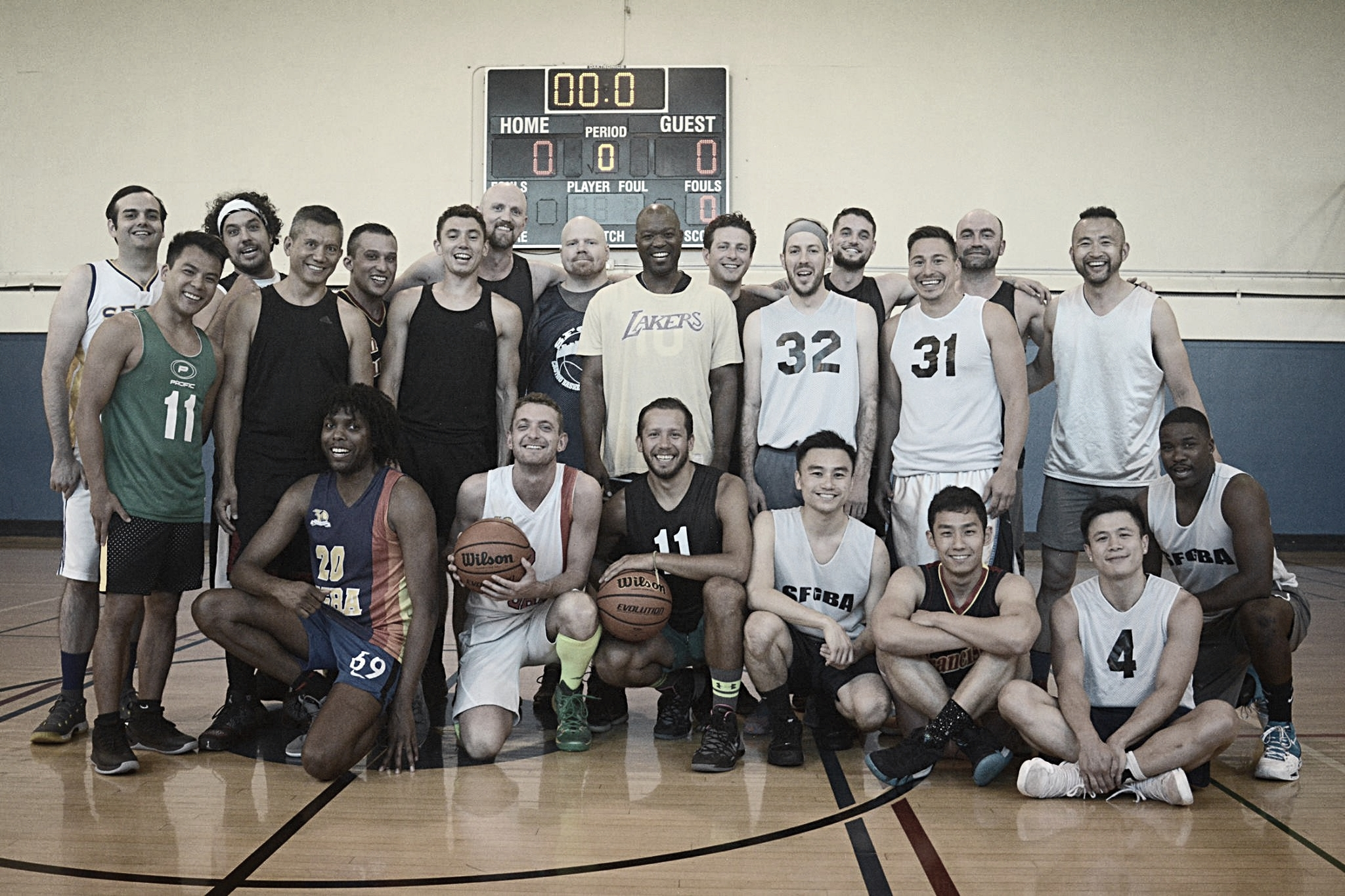 Donate Today - Your generous financial support helps us to maintain the league, support other community groups and ensure ongoing space for LGBTQ basketball.