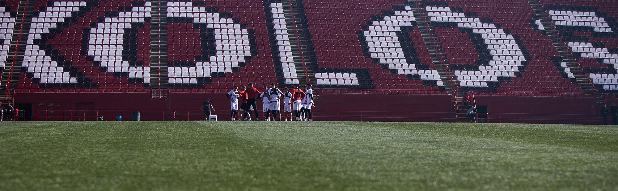 Xolos training. Image via Club Tijuana