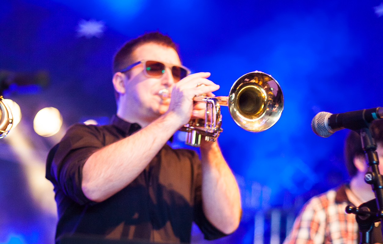 "Simon ""The Trumpet"" Bruckbauer"
