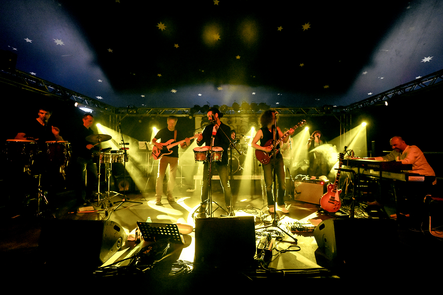 Jingo-Lo-Ba – Santana Tribute Band