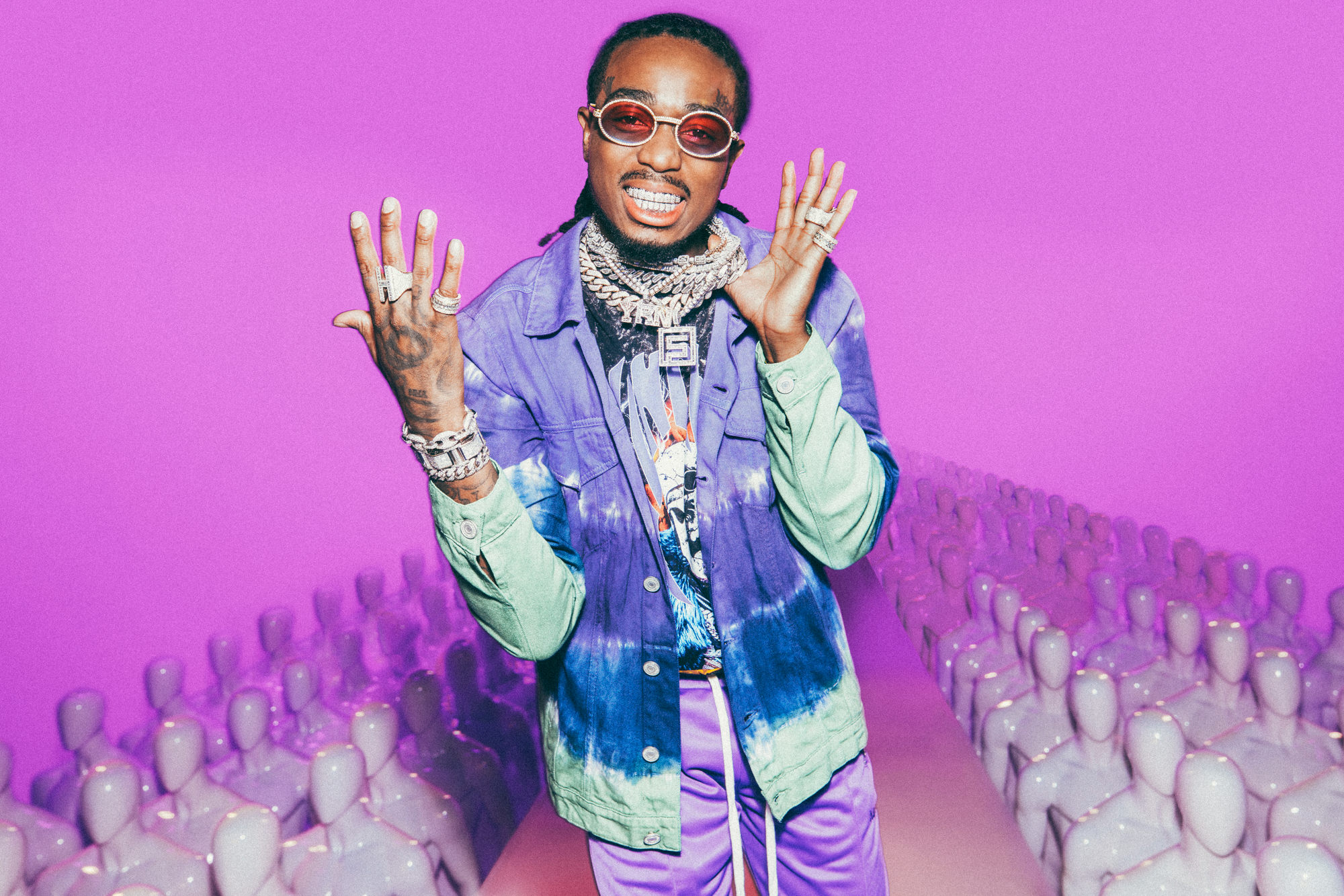 QUAVO FOR BOOHOO MAN