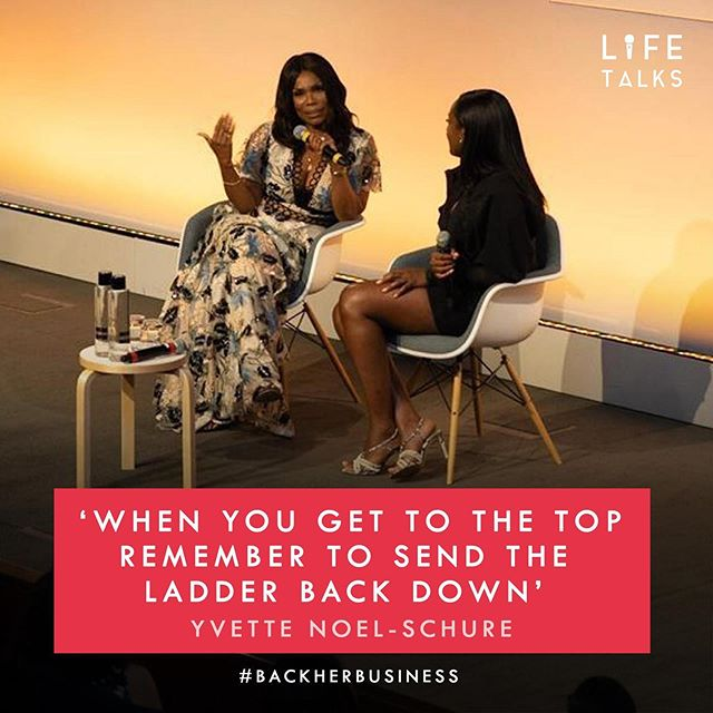 We have 29 days to hit our target with @natwest #BackHerBusiness campaign! Let's work together to hit our target so we can have more @lifetalksuk such as our last one! Maybe we can even get all our main speakers on one stage in the future! Link in the bio! Tell a friend! Reshare, Donate, or Like!❤️🏆 Link in the bio!