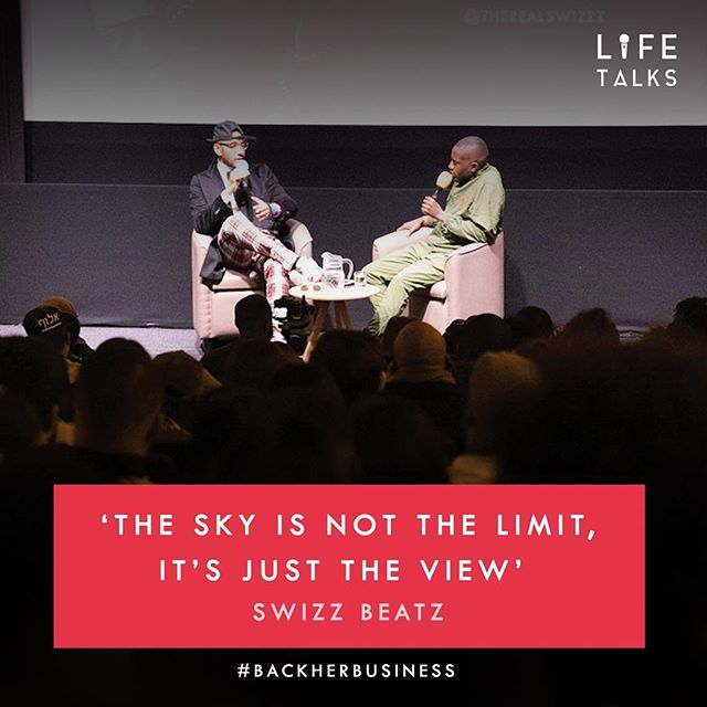 HAPPY FRIDAY! Never forget your dreams are limitless!💪🏾🙌🏾 #backherbusiness #natwestbusiness