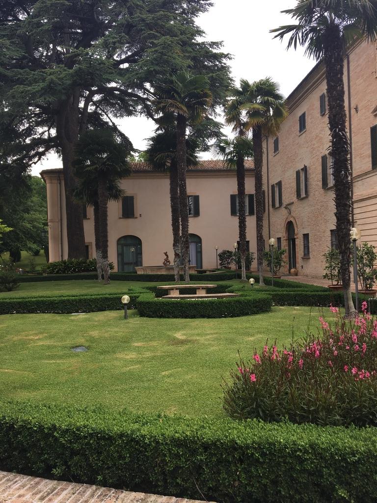 Villa Montani Fondazione Scavolini