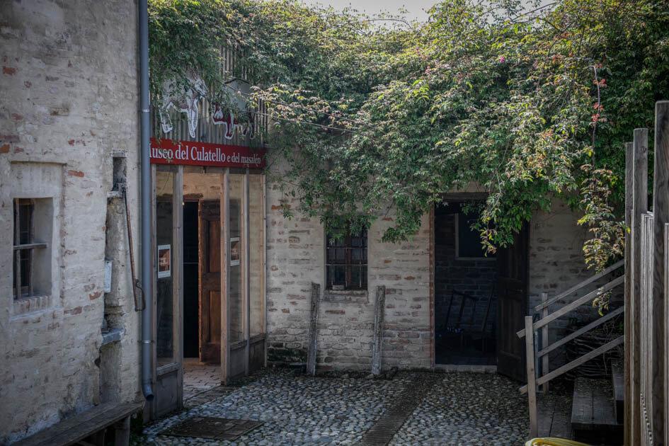Museo del culatello
