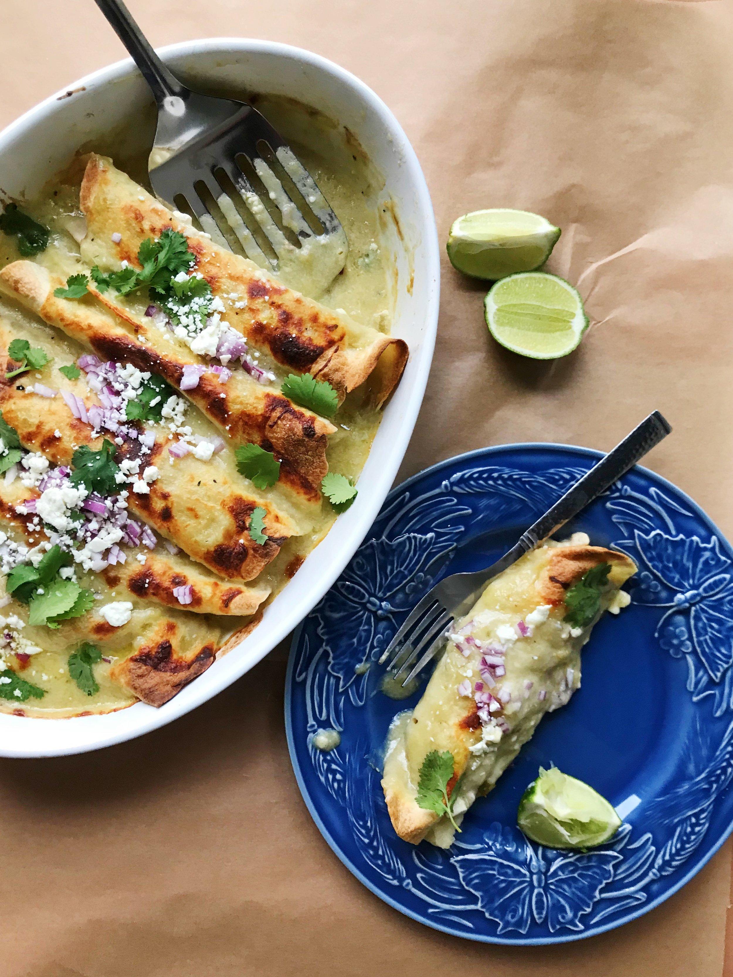 Enchiladas VerdeJPG
