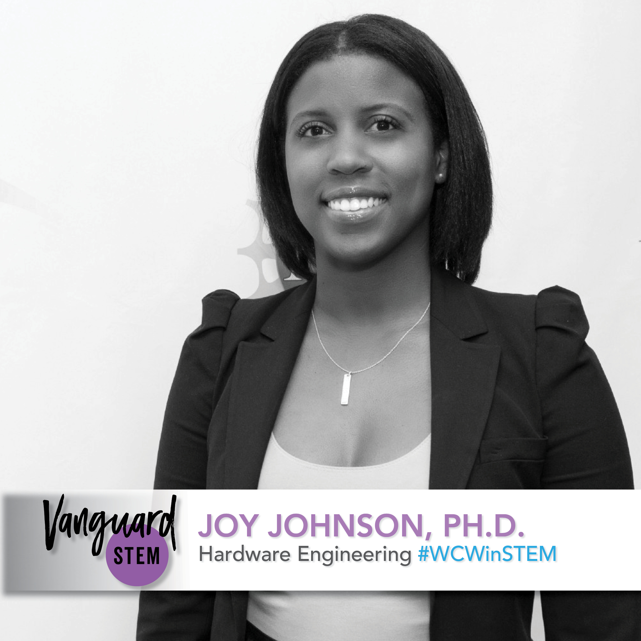 Joy Johnson, Ph.D.