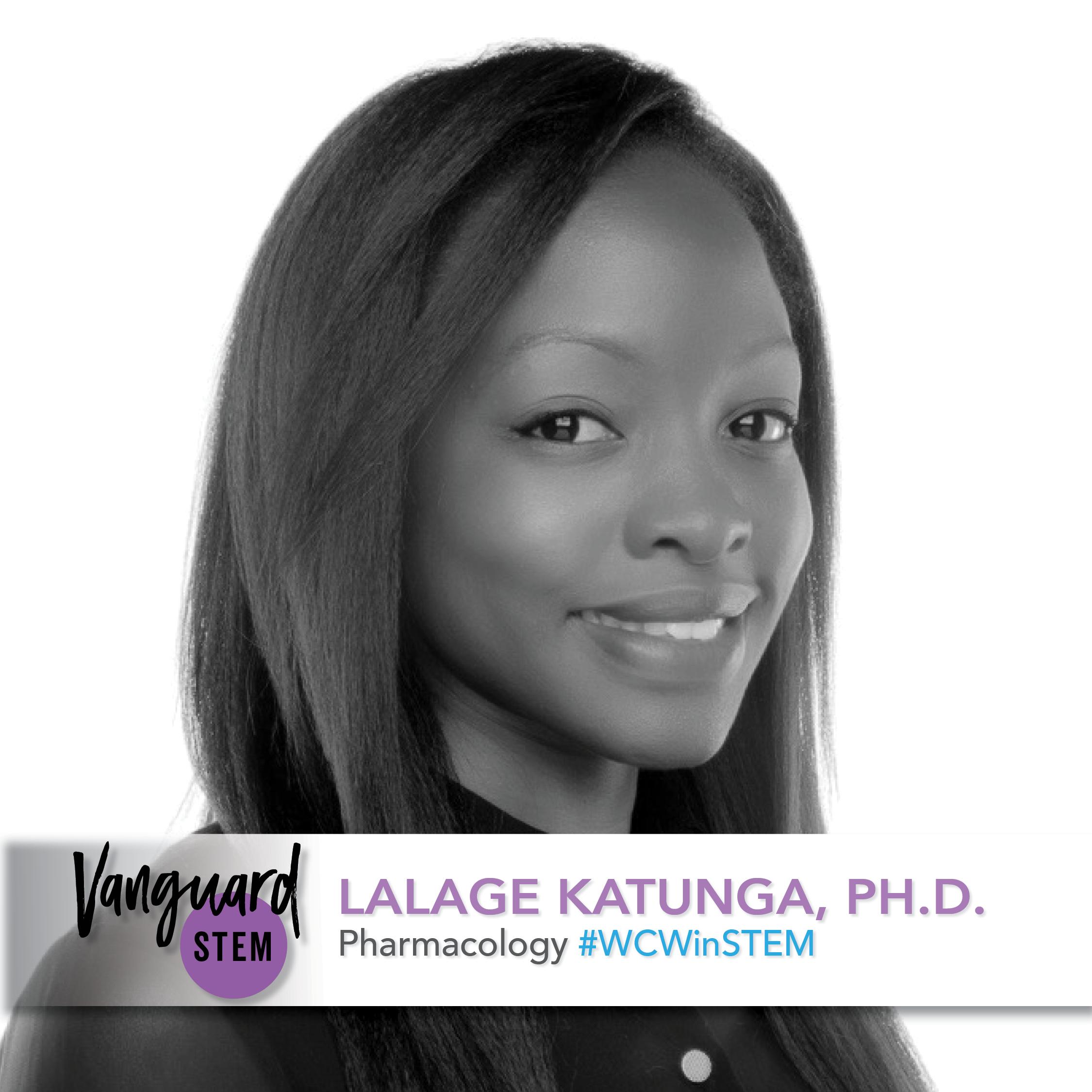 Lalage Katunga, Ph.D.