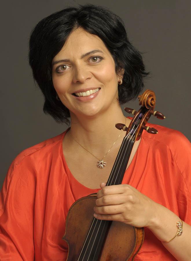 Koch, Indira   Violín (India)