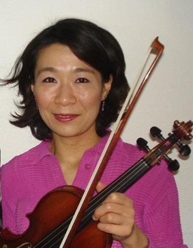 Kido, Keiko   Violín (Japón)