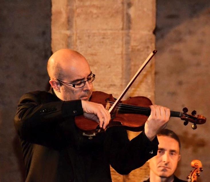 Abad Costa, Alejandro  Violín (España)