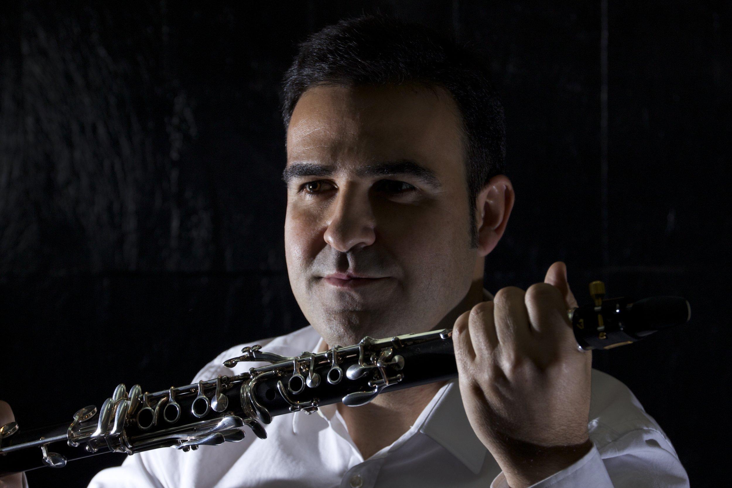 López Sánchez, David  Clarinete (España)