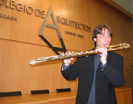 Zahonero Mora, Roberto  Flauta (España)