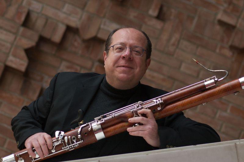 Gonella, Claudio   Fagot (Italia)