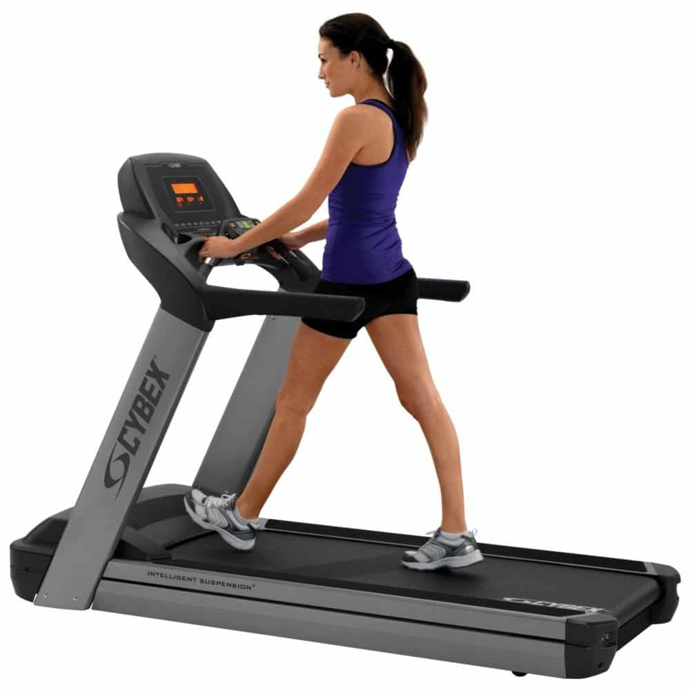 A professional grade treadmill … Believe it or not, some of our clients think using a treadmill is   fun!