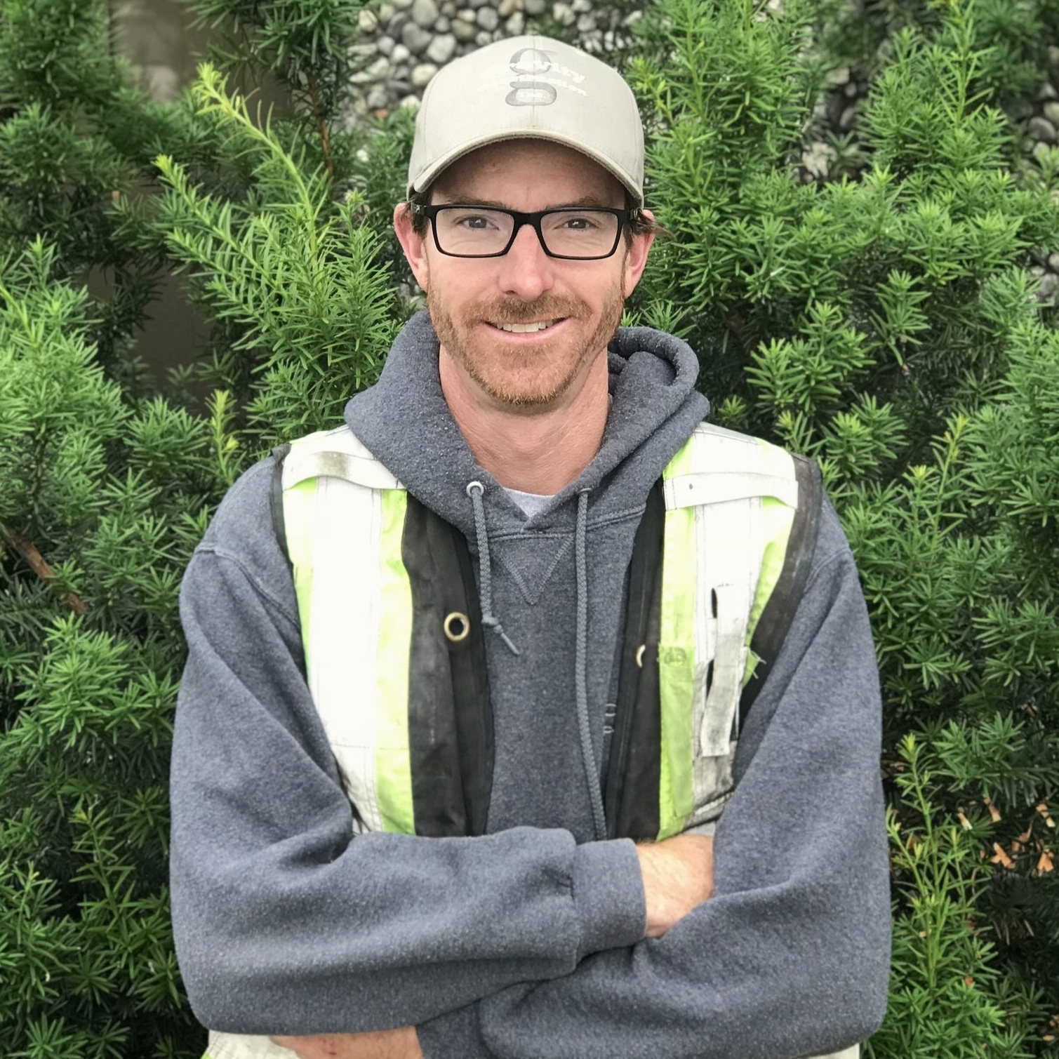 Justin Zellinsky  - Operations Manager/Site Superintendent