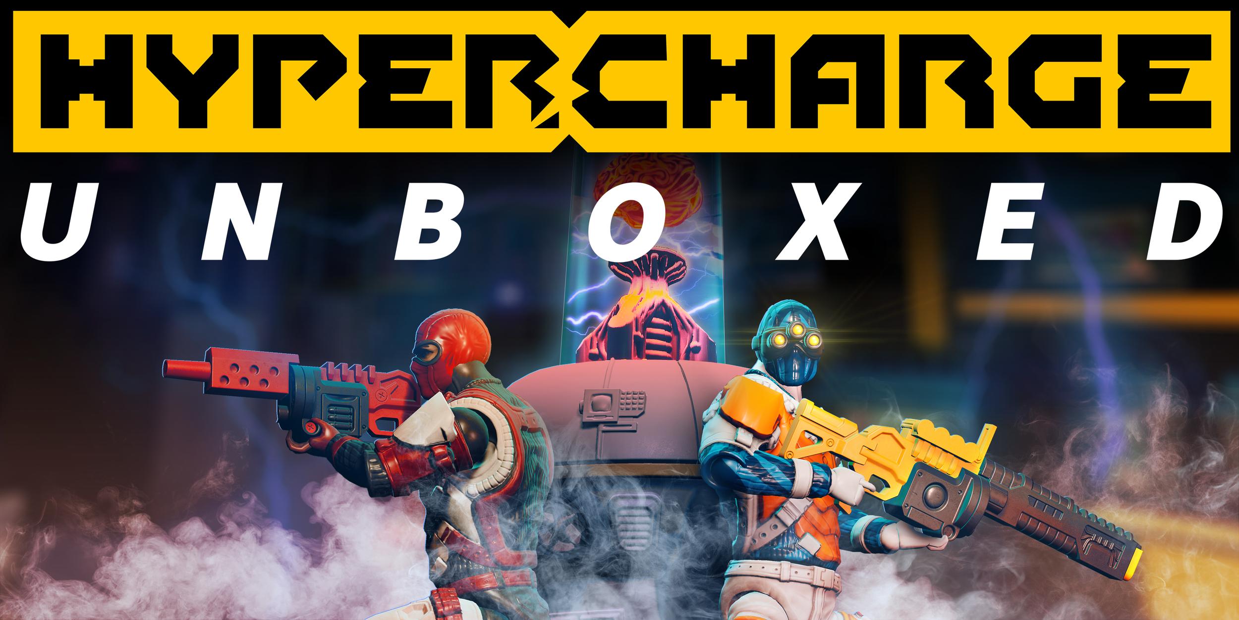 Hypercharge: Unboxed     2D/3D Artist