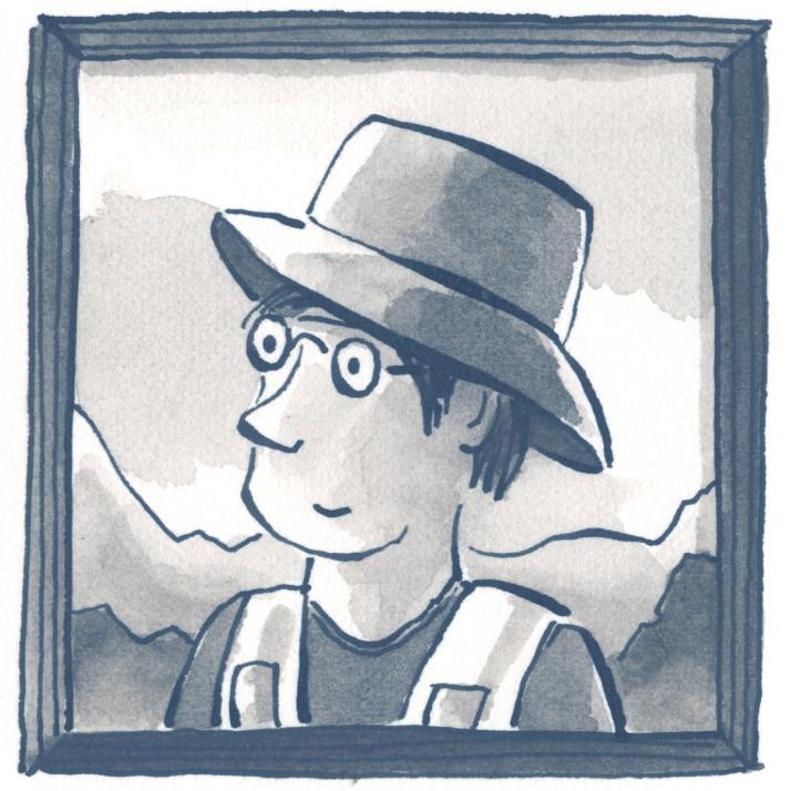 Isaac Digby   Paleontologist