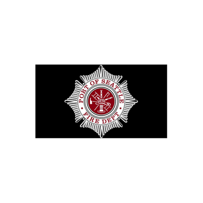Port of Seattle Fire Department Logo | Performance Yoga Training Partner